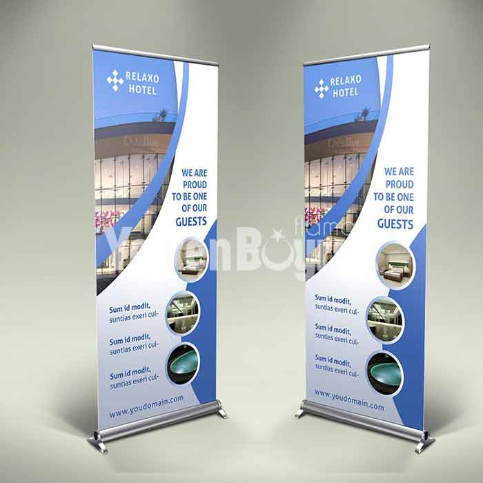 Roll Up Banner Baskı